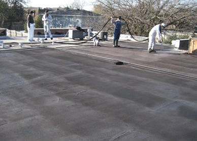 Roofing Case Study: College View Apartments - Neptune Coatings